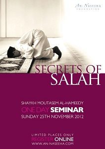 Secrets of Salah